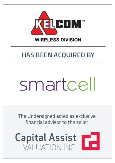 Transaction Announcement: Kelcom